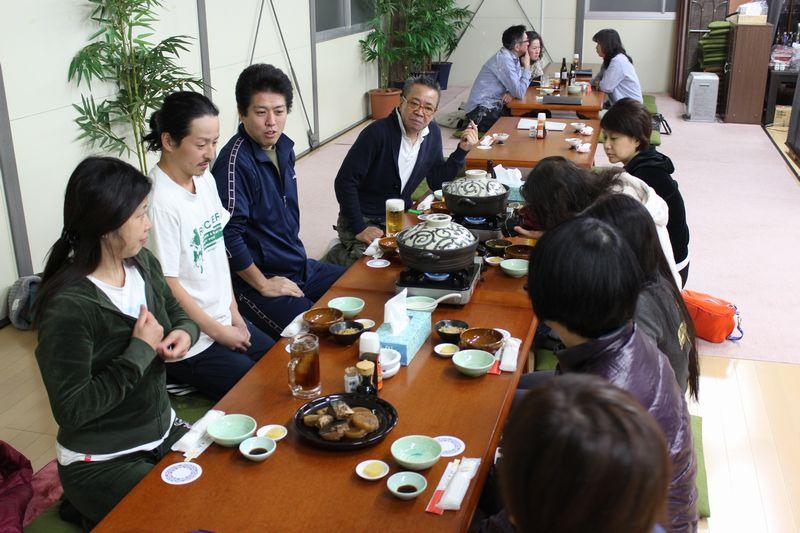 中村での食事会